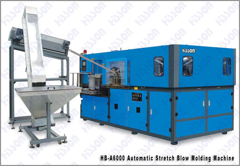 Pet Bottle Automatic Blow Molding Machine Hb-A6000
