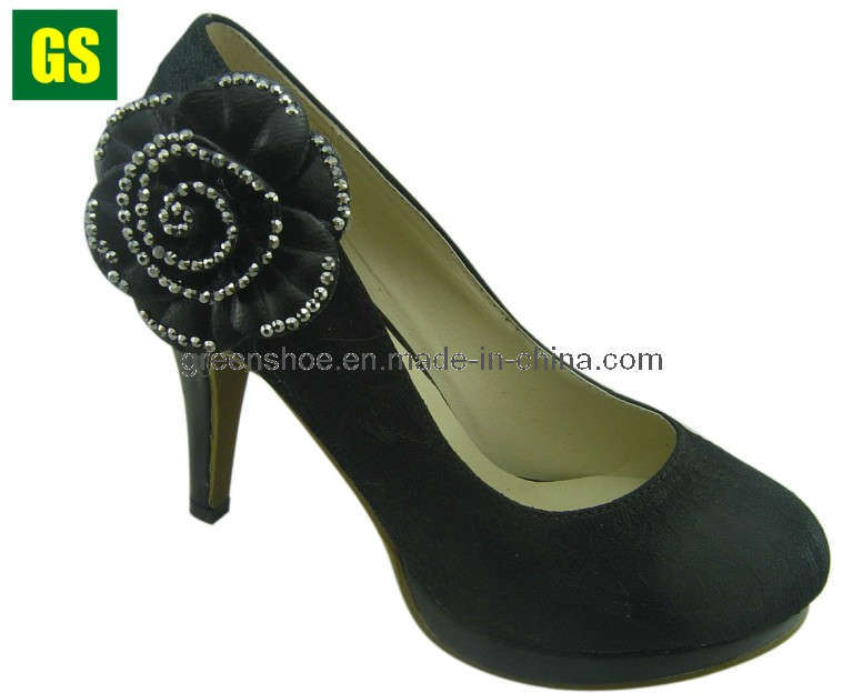 New Women Shoes for 2012 (GS-S0719