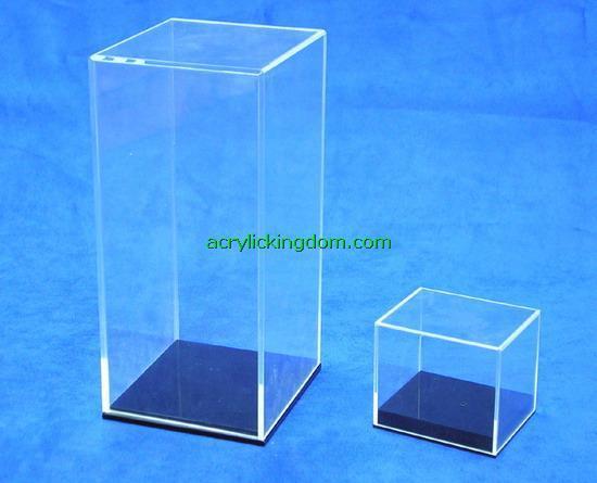 Acrylic Box Singapore Supplier : Small acrylic glass display boxes montreal