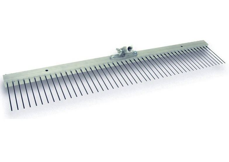 Flat Wire Texture Broom (MC098)