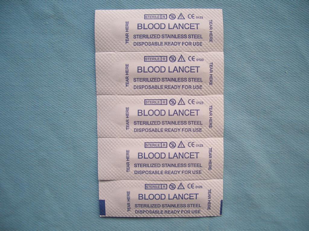 Blood Lancet
