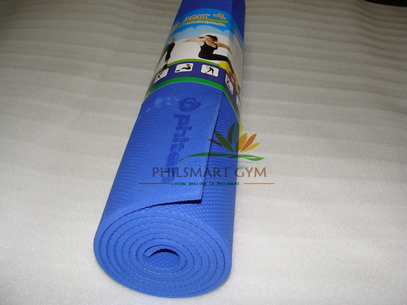 EVA Fitness High Density Exercise Yoga Pilates Mat