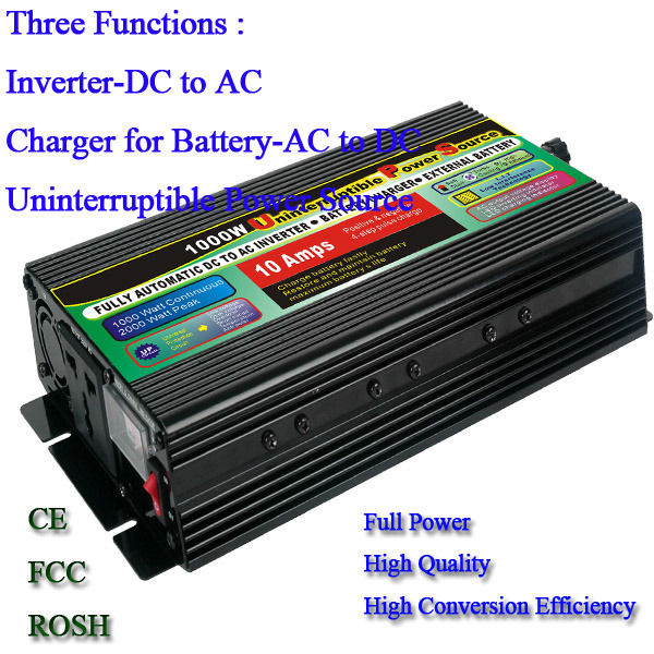 Power Inverter Inverter Charger Battery Charger About