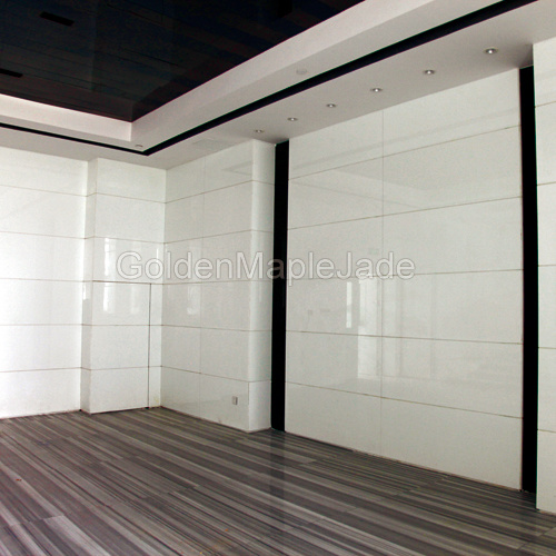 China Wall Panelling Crystallized Glass Panel Photos