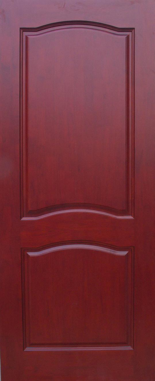 High Quality Solid Wood Door with Classic Design