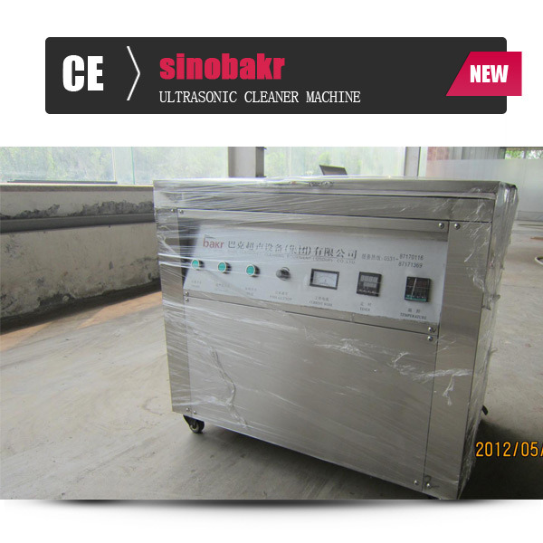 Car Parts Ultrasonic Cleaning  Machine CE China Factory