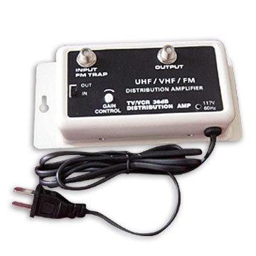 Circuito amplificador de se al de video yoreparo for Amplificador tv cable coaxial