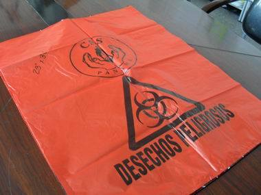 Biohazard Bag for Hosptial Garbage