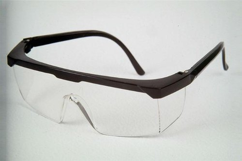 Protective Clear and Yellow Lens Safety Glasses