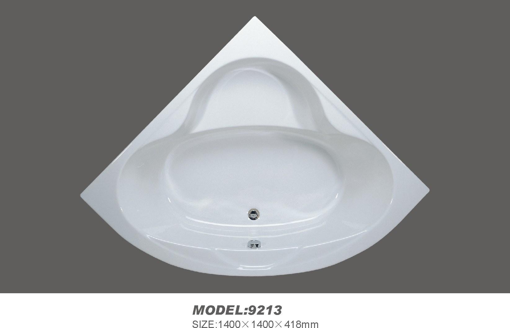 Tinas De Baño Vintage:Tina de baño del diseño simple del CE para la sola persona (1400