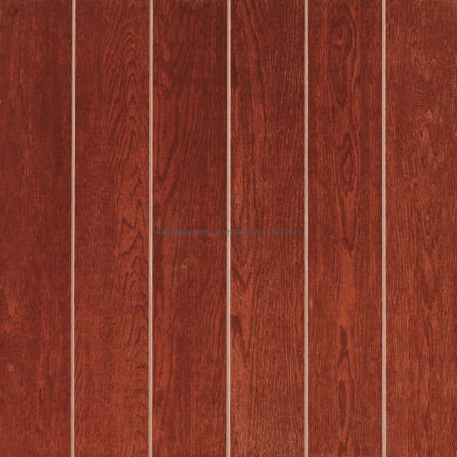 Wood Look Porcelain Tile : China Wood Look Rustic Porcelain Tile 600x600 (T6060M0136) - China ...