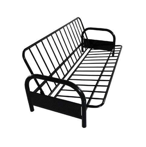 China Single Metal Sofa Bed China Single Metal Bed