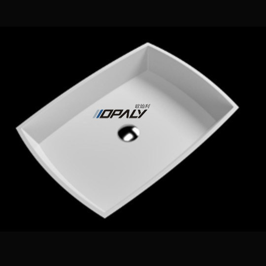 Acrylic Solid Surface Wash Basin