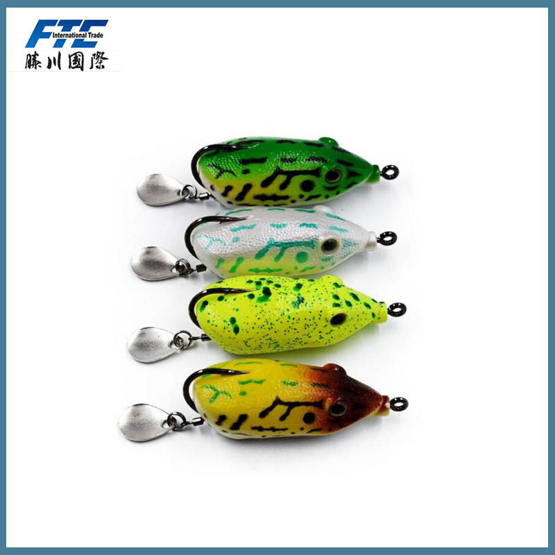 New Style Electronic Fishing Lure Soft Fishing Lure
