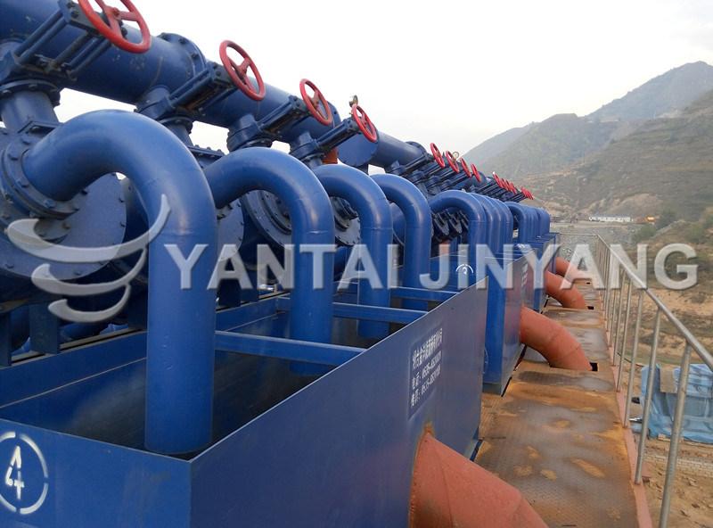 Mining Equipment Efficient Dewatering Hydrocyclone