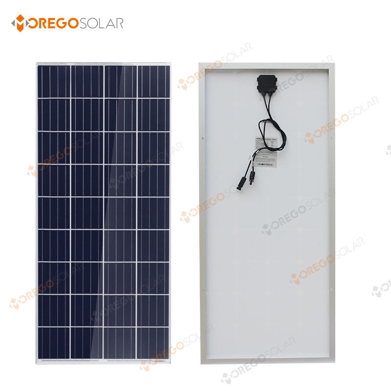 Morogo Poly Solar Panel / Module 150W - 170W for Energy System