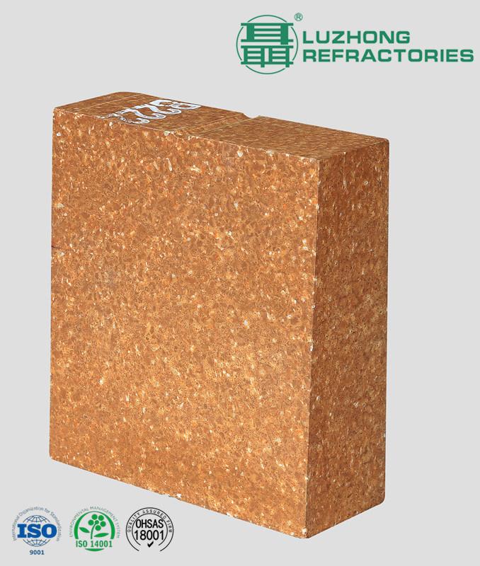 Magnesia Alumina Spinel Refractory Bricks-Mlj-85