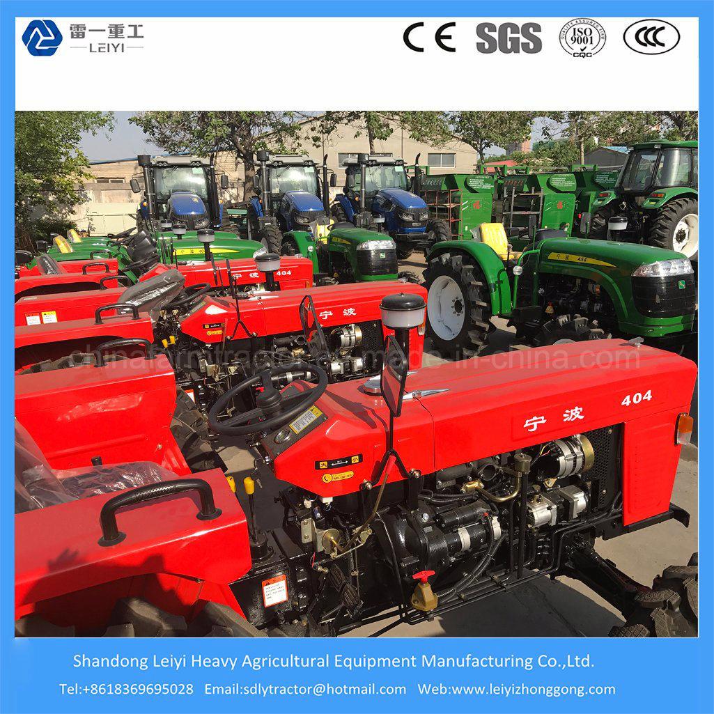 Mini Diesel Engine Wheel/55HP Electric Start Farm/Compact/Lawn/Garden Tractor