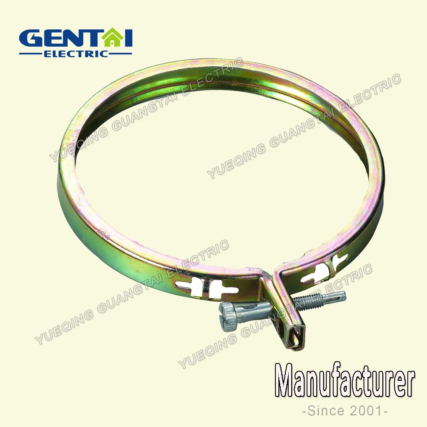 Dominican ANSI Standard 1.5mm Steel Screw Type Sealing Ring