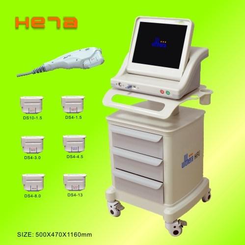 2017 Popular Hifu Machine Beauty Slimming Ultrasonic Equipment Instrument