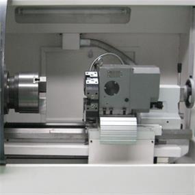 Mini Type CNC Precision Metal Bench Lathe Ck6432A