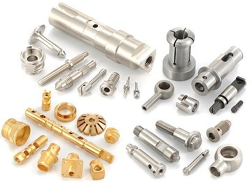 Customized CNC Turning Machining Parts with High Quality