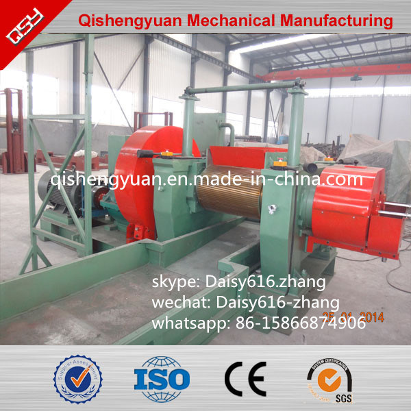 Xkp-450 Rubber Crusher/ Waste Tyre Recycling Line