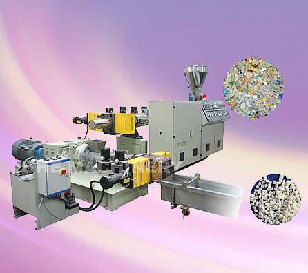 WH-Single Screw Granulation Production Line