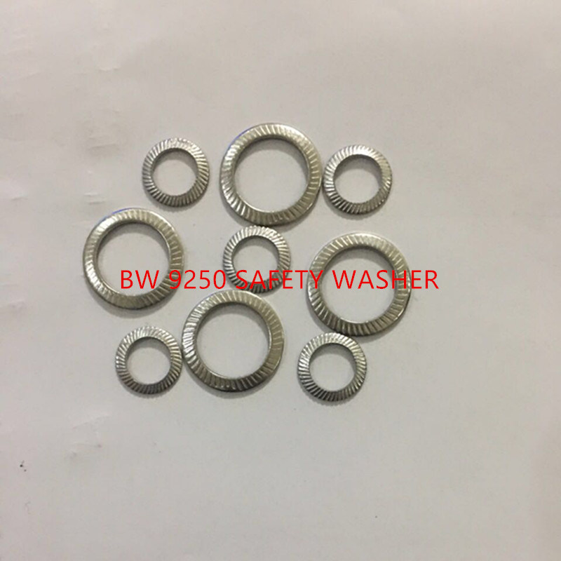 9250S Stainless Steel Safety Washer