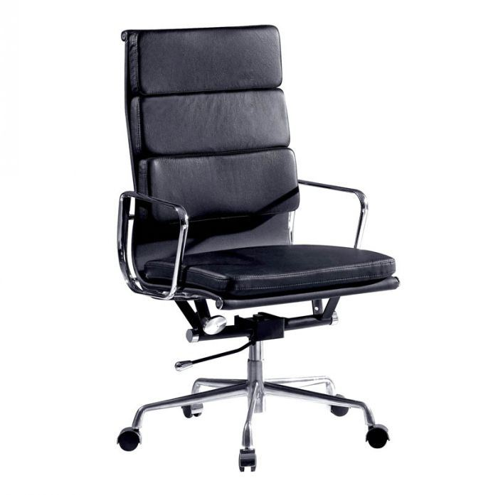 china ea 219 soft pad group charles eames chair office. Black Bedroom Furniture Sets. Home Design Ideas