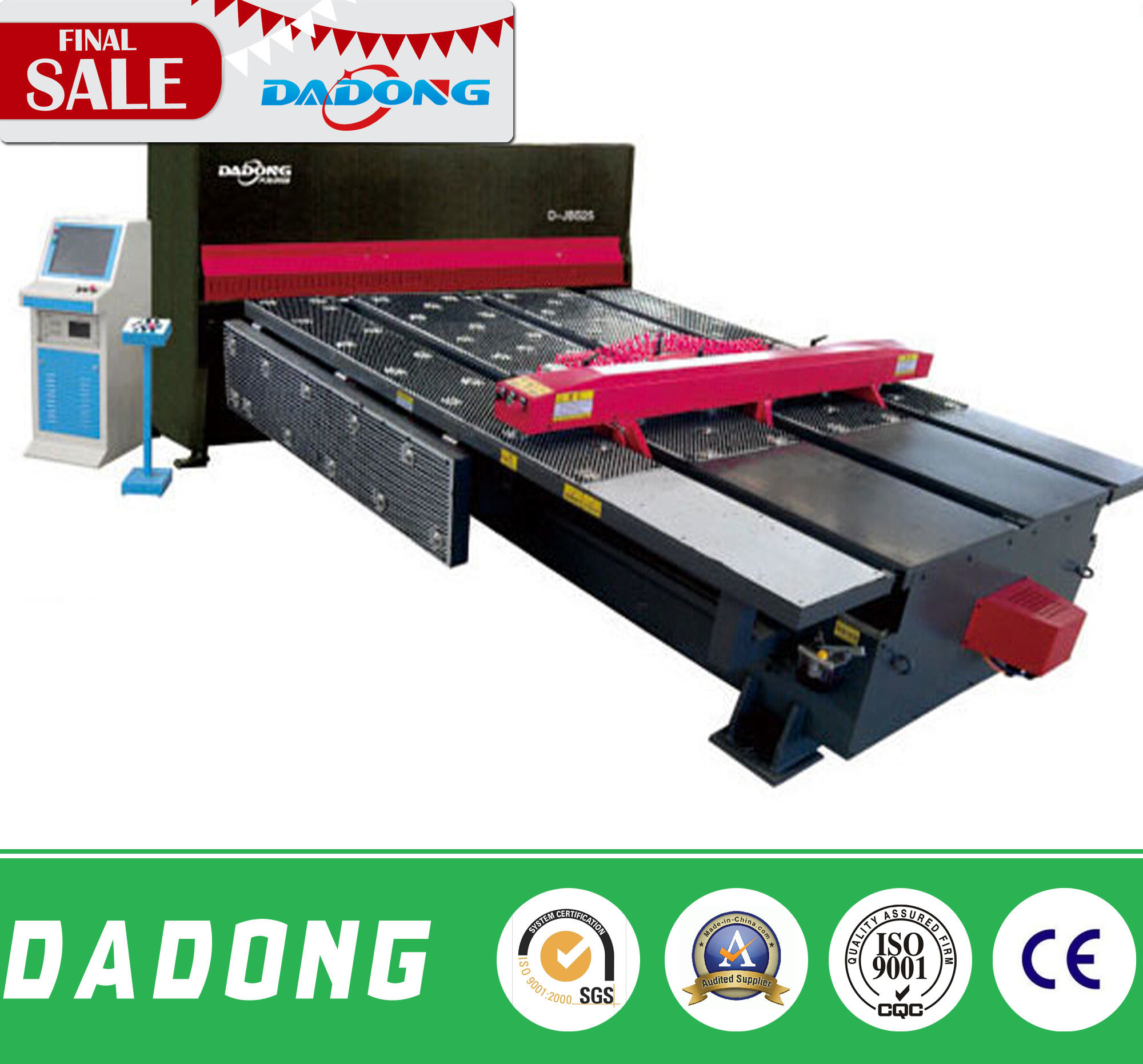 Auto CNC Feeding Shearing Machine