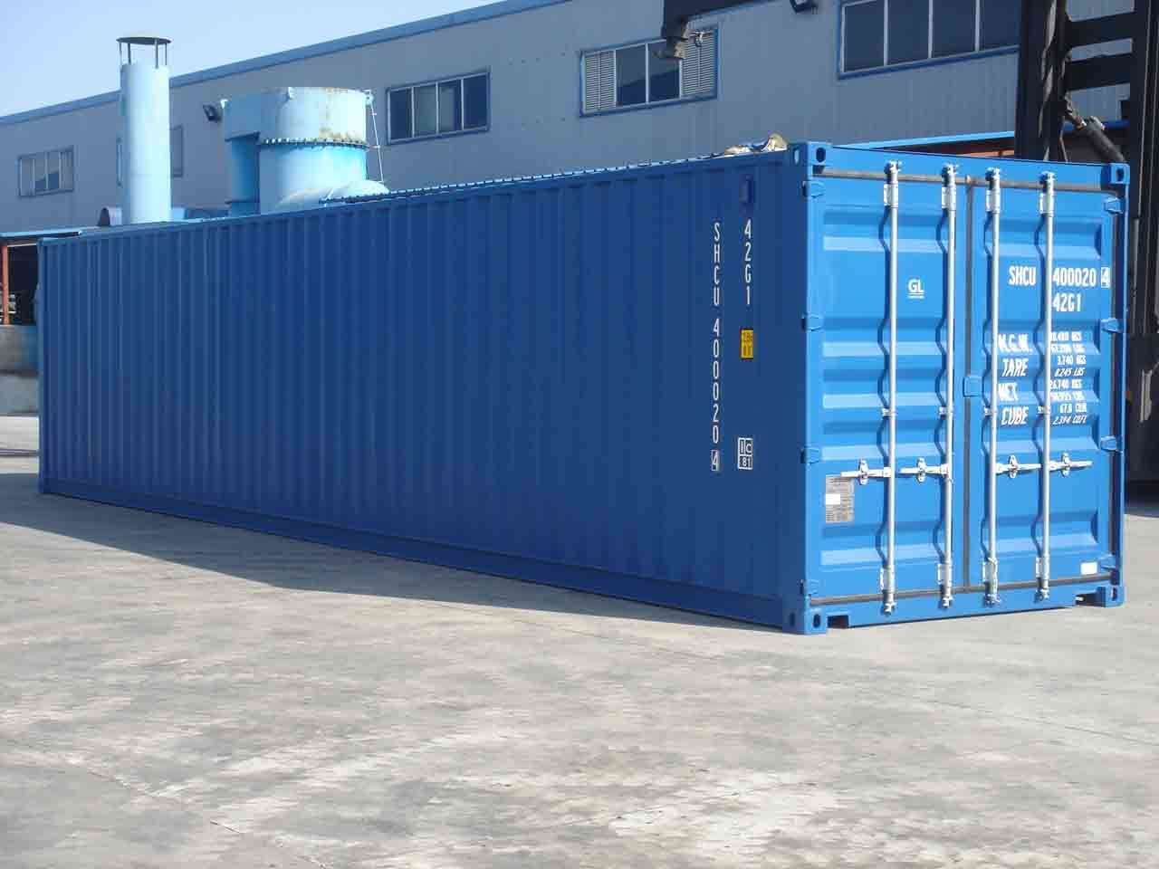 how to run plumbing in a shipping container