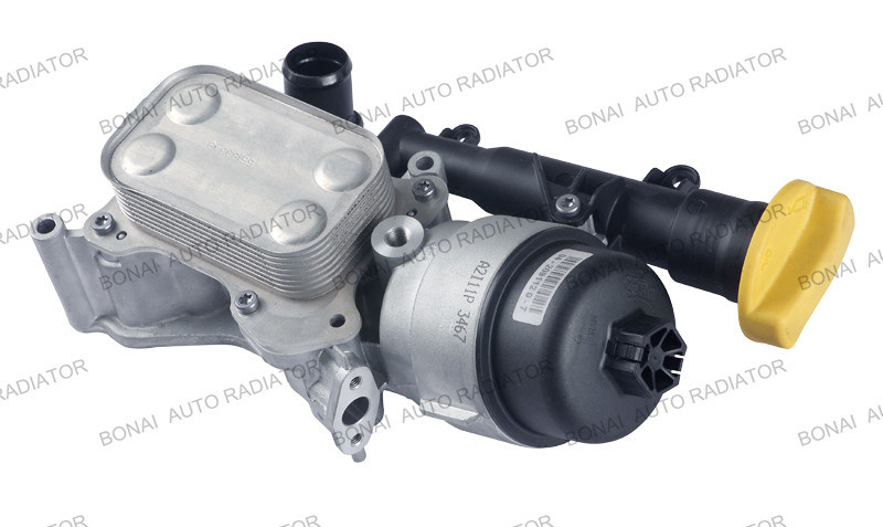 New Product Oil Cooler for Opel and FIAT