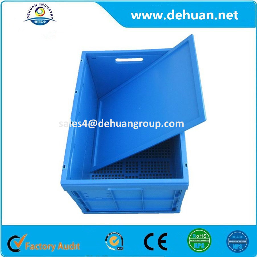 Cheap Plastic Container with Easy Folding