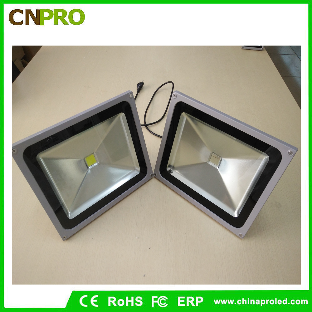 Die Casting Aluminum 50W LED Flood Light Daylight