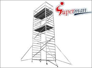 L0.8 X W2.0 Series Aluminum Scaffold Tower