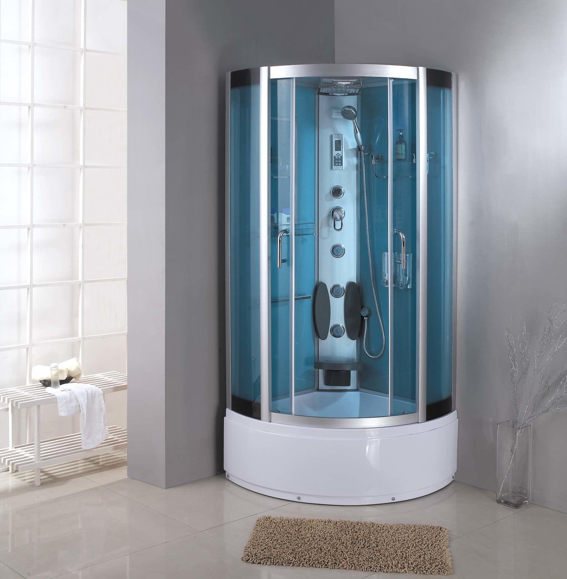 China Shower Room Steam Room Shower Cabin Hx 8016