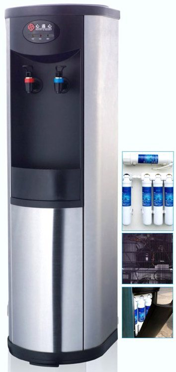 China ultra filtration water dispenser with uf filter for Water fountain filtration system