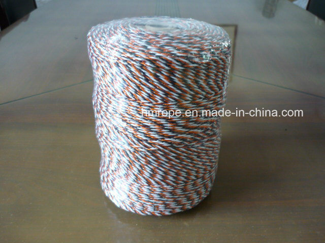 Electric Fencing Twine- Polywire, 3 or 4 Strands