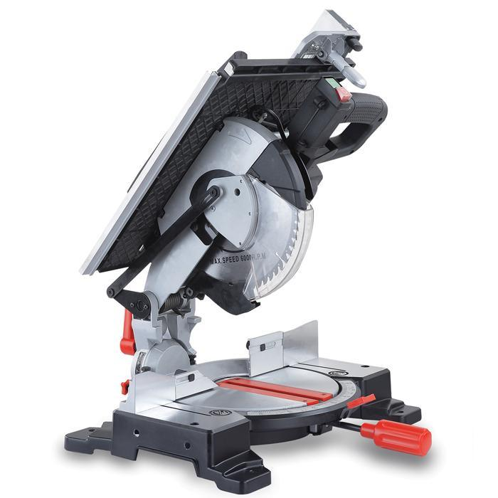 10 Inch 255mm Compound Miter Saw with Upper Table