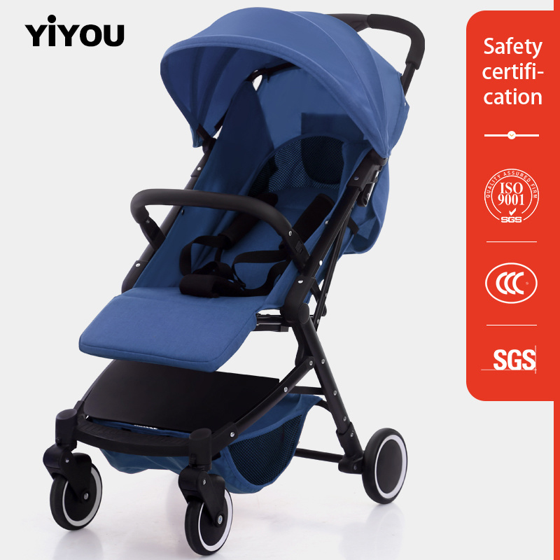 2017 New Design Easy Fold Portable Baby Buggy Stroller