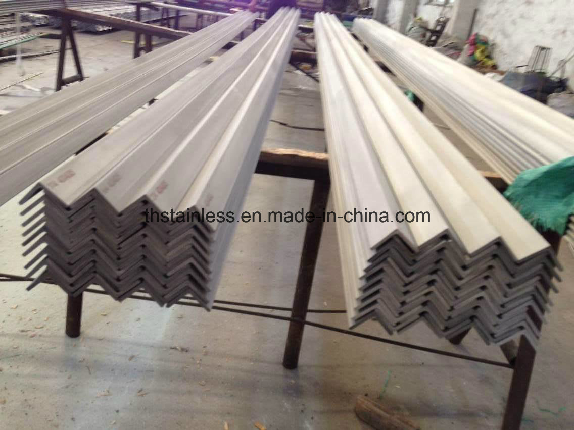 High Quality Stainless Steel Angle Bar