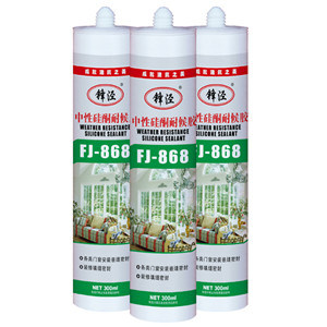 Building and Construction Products Silicone Sealant