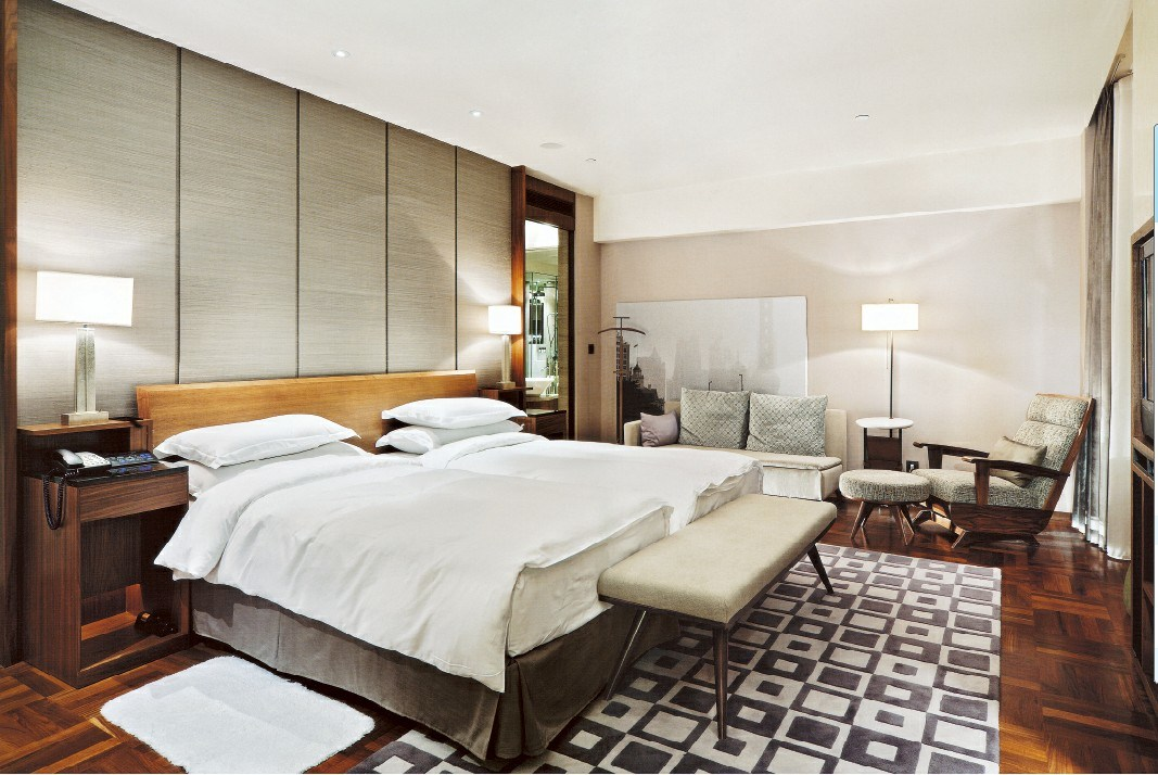 Modern Hotel Bedroom china hotel double room modern standard and queen size bedroom