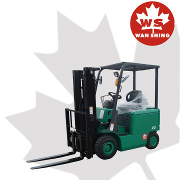 2 Ton Electric Forklift with AC Power (FB20)