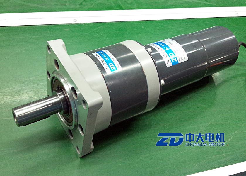 40W 24V DC Solar Panel Gear Motor