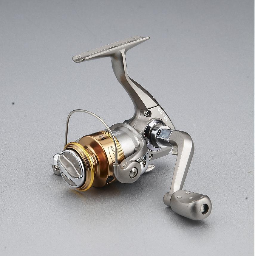 China m 10 ice fishing reel china fishing reel spinning for In line ice fishing reel