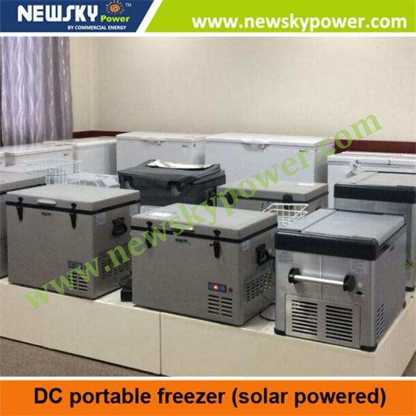 China 70L 90L DC 12V 24V Camping Portable Car Freezer