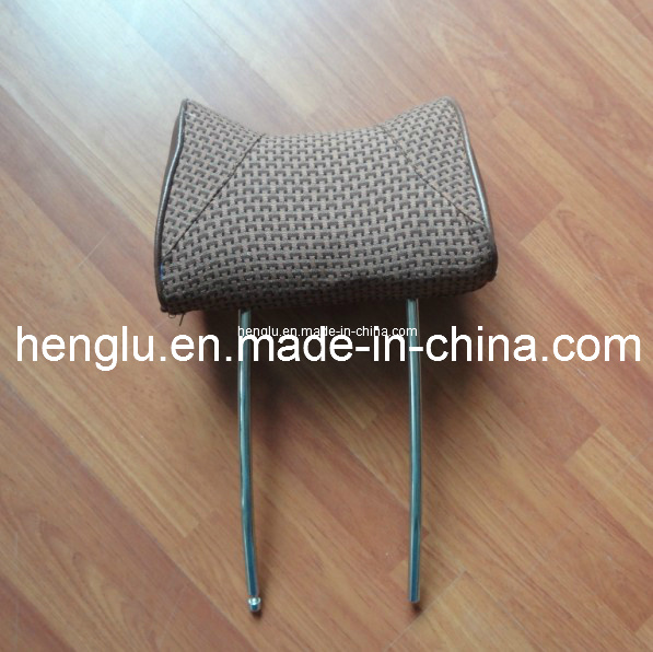Luxury Bus Seat Headrest with Cloth Cover
