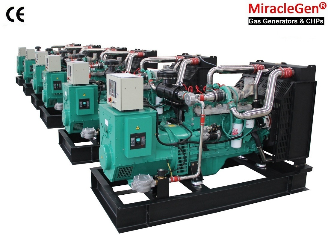 Power Generator Specifications